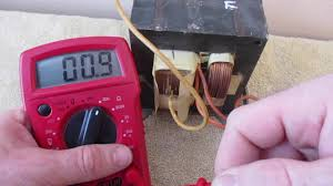 تست خرابی ترانس های ولتاژ مایکروویو
