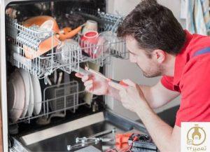 نمایندگی تعمیرات ماشین ظرفشویی در تهران