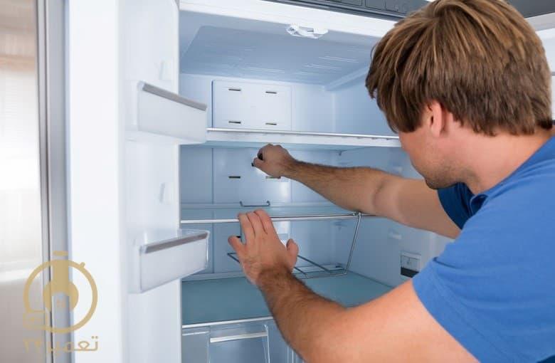 چرا یخچال روشن نمی شود
